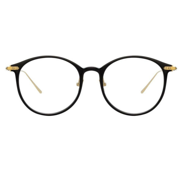 Oprawy okularowe Gray acetat tytan czarne model