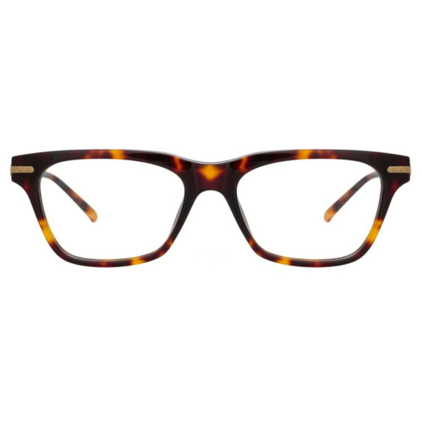 Oprawy okularowe Mae złoto acetat tworzywo model