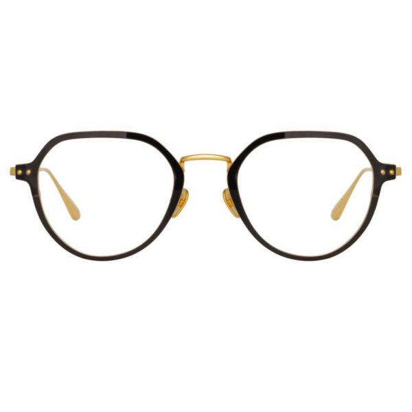 Oprawy okularowe Axel złoto metal model