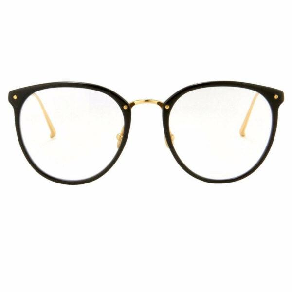 Oprawy okularowe Calthorpe złoto metal model